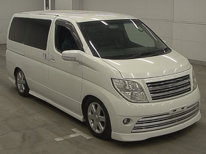 Picture of 2005 NISSAN ELGRAND 3.5 RIDER S 4X4 AUTOMATIC 8 SEATER * For Sale