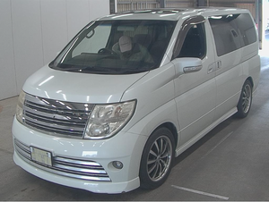 NISSAN ELGRAND 3.5 RIDER S 4X4 AUTOMATIC 8 SEATER *