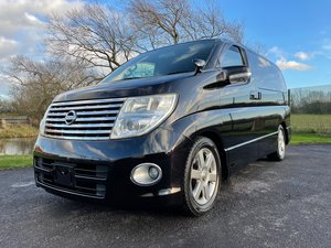 Picture of 2007 NISSAN ELGRAND 3.5 HIGHWAY STAR AUTOMATIC 8 SEATER CAMPER