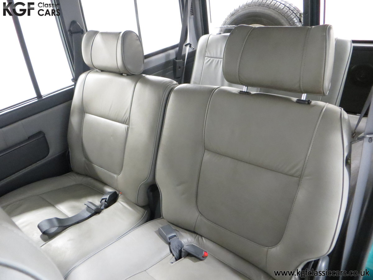 1998 A Formidable Nissan Patrol GR SE Auto 5-door 7 seater SOLD (picture 20 of 30)