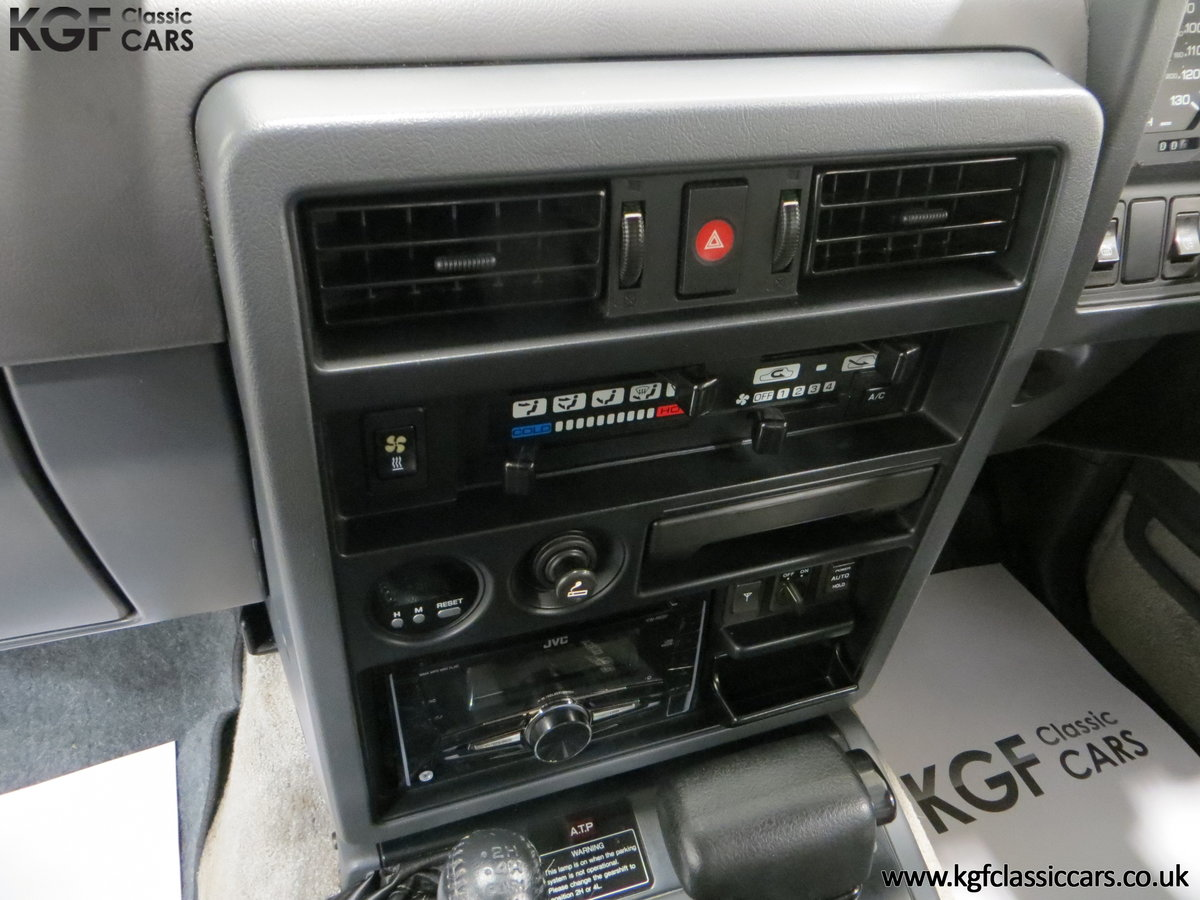 1998 A Formidable Nissan Patrol GR SE Auto 5-door 7 seater SOLD (picture 28 of 30)