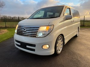 Picture of 2005 NISSAN ELGRAND 2.5 HIGHWAY STAR 8 SEATER * TWIN SUNROOF * For Sale