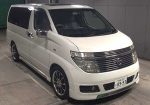 NISSAN ELGRAND 3.5 XL FULL LEATHER * TWIN SUNROOFS *