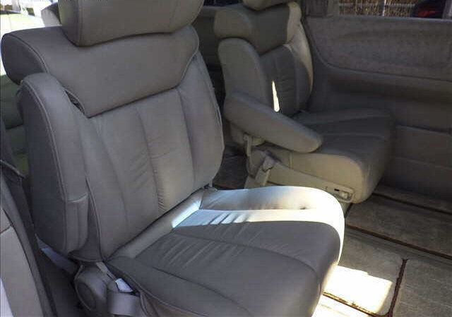 2003 NISSAN ELGRAND 3.5 XL FULL LEATHER * TWIN SUNROOFS * For Sale (picture 4 of 6)