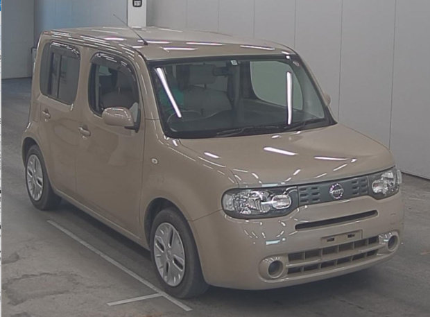 NISSAN CUBE 2009 1.5 15X 4X4 M SELECTION AUTOMATIC * For Sale (picture 1 of 6)
