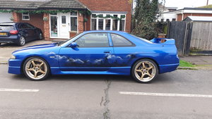 Picture of 1996 Nissan skyline r33 gtst