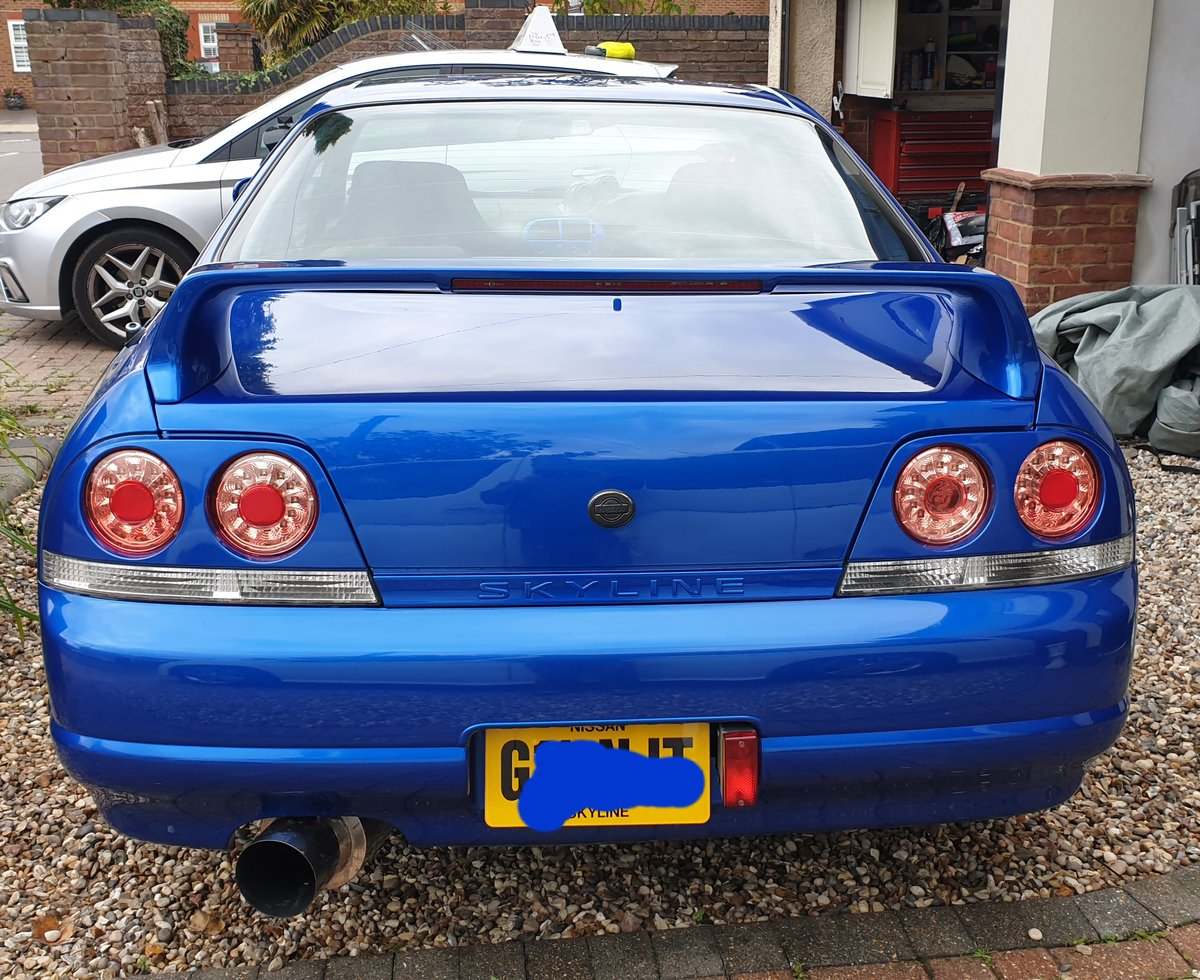1996 Nissan skyline r33 gtst For Sale (picture 2 of 12)