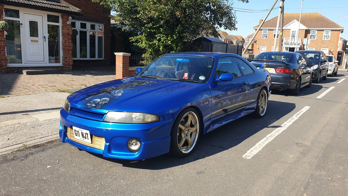 1996 Nissan skyline r33 gtst For Sale (picture 5 of 12)