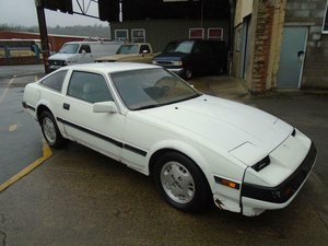 Picture of DATSUN NISSAN 300ZX AUTO LHD COUPE (1984) WHITE! For Sale