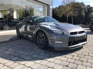 Picture of 2014 LHD-Nissan GT-R black edition, only 33.500km. For Sale