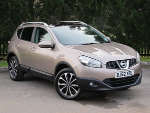 Picture of 2012 Nissan Qashqai 1.5 dCi n-tec+ For Sale