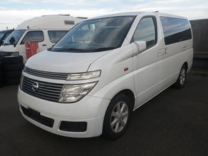 Picture of NISSAN ELGRAND 2005 WITH LOW LEVEL DISABILITY ACCESS SEAT For Sale