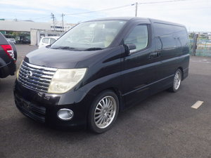 Picture of NISSAN ELGRAND V AERO 2005  2.5 V6 AUTO HERE NOW FROM JAPAN For Sale