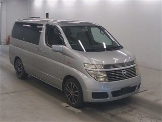 Picture of NISSAN ELGRAND V70TH EDITION 39000 MILES 2003 - HERE NOW For Sale