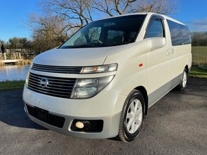 Picture of 2003 NISSAN ELGRAND 3.5 X 8 SEATER AUTOMATIC * ONLY 46000 MILES * For Sale