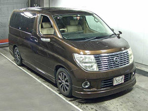 Picture of 2007 NISSAN ELGRAND 2.5 AUTOMATIC 8 SEATER * RARE CUSTOM COLOR * For Sale