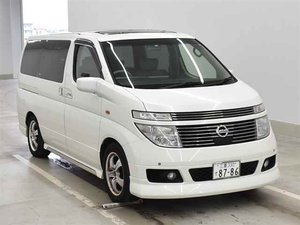 Picture of 2002 NISSAN ELGRAND 3.5 XL 4X4 FULL LEATHER * TWIN SUNROOFS * For Sale