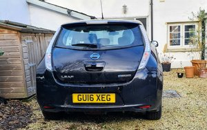 Picture of Nissan Leaf E ( 80kw ) ( 30kWh ) Auto 2016MY Acenta For Sale