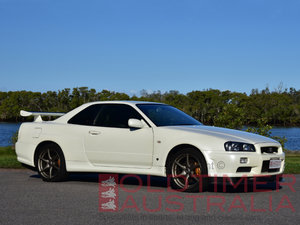 Picture of 2001 Nissan Skyline GT-R R34 M-Spec For Sale