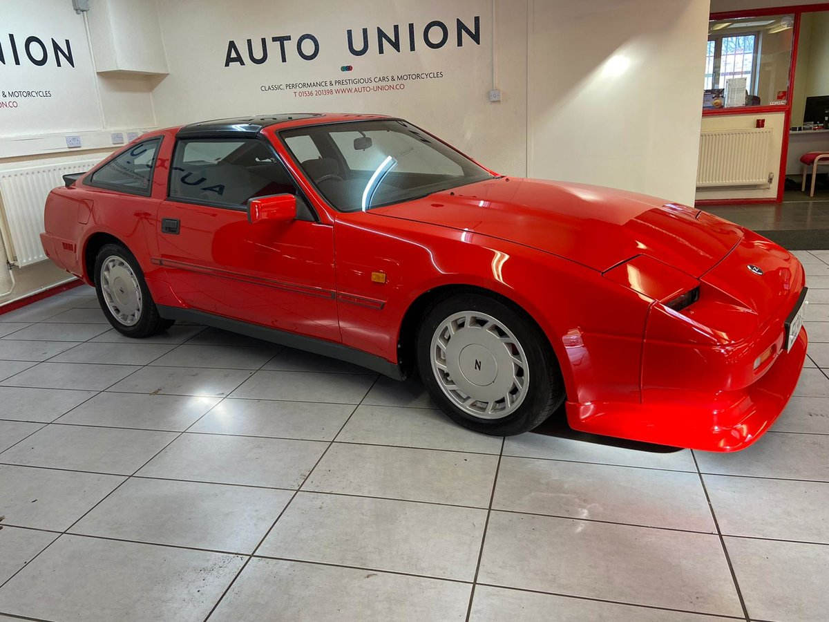 1987 NISSAN Z31 300ZX 2+2 TURBO For Sale (picture 1 of 12)