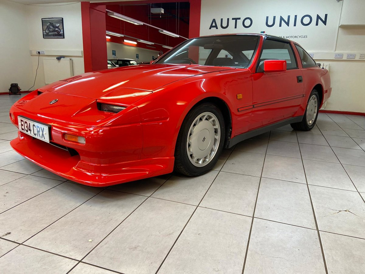 1987 NISSAN Z31 300ZX 2+2 TURBO For Sale (picture 2 of 12)