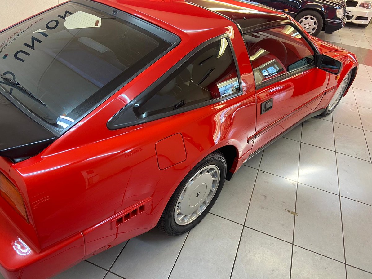 1987 NISSAN Z31 300ZX 2+2 TURBO For Sale (picture 8 of 12)