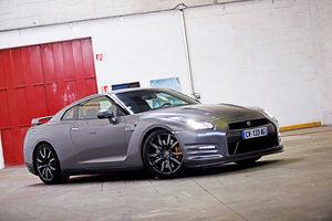 Picture of 2013 Nissan GT-R Black Edition For Sale by Auction