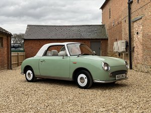 Picture of 1991 Nissan Figaro. Last Owner 14 Years. 77,000 Miles SOLD