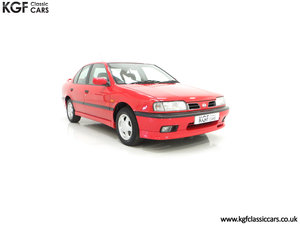 Picture of 1996 A Red Hot Nissan Primera SRi P10 with 22,728 Miles For Sale