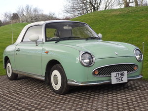 Picture of 1991 Nissan Figaro 27th April For Sale by Auction
