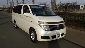 Picture of NISSAN ELGRAND 3.5 AUTO - 2005 MODEL - WITH DISABLED SEAT For Sale