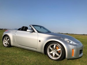 Picture of 2008 Nissan 350Z GT 63k mls new hood 6 spd man service hist For Sale