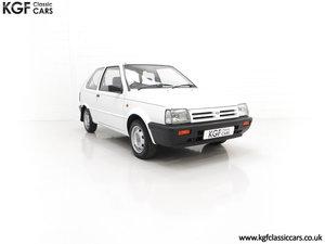 Picture of 1991 A Super Dependable Nissan Micra 1.0 Premium, 33,846 Miles For Sale