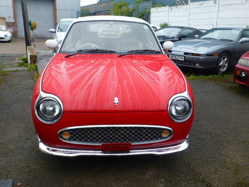 1991 Nissan Figaro 1.0 Turbo Classic Currently Restoring For Sale (picture 2 of 6)
