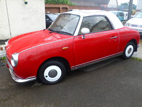 1991 Nissan Figaro 1.0 Turbo Classic Currently Restoring For Sale (picture 4 of 6)