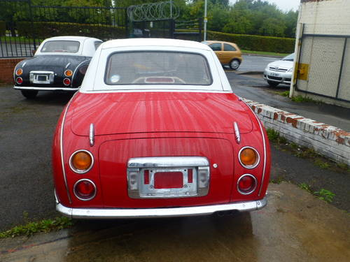1991 Nissan Figaro 1.0 Turbo Classic Currently Restoring For Sale (picture 5 of 6)