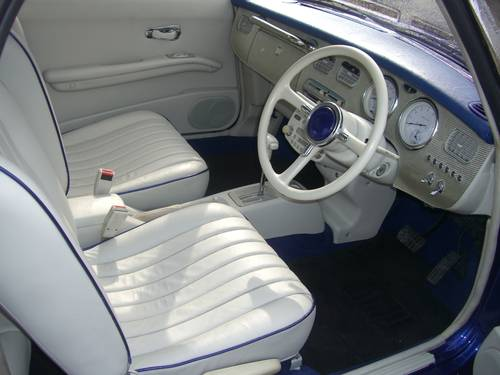 1991 Nissan Figaro 1.0 Turbo Classic Currently  Restoring Classic For Sale (picture 6 of 6)