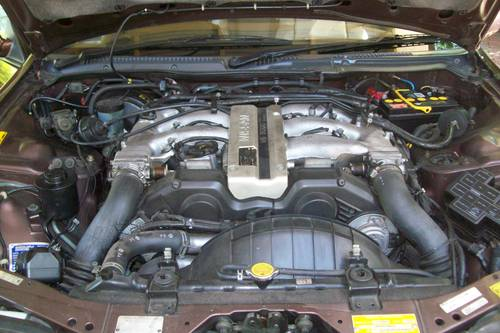 1993 Nissan 300zx convertible 49,900 genuine miles For Sale (picture 4 of 6)