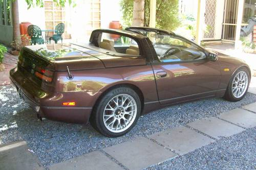 1993 Nissan 300zx convertible 49,900 genuine miles For Sale (picture 5 of 6)