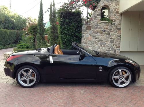 2005 NISMO NISSAN 350 Z  convertible special edition For Sale (picture 1 of 6)