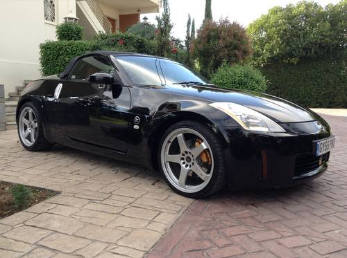 2005 NISMO NISSAN 350 Z  convertible special edition For Sale (picture 2 of 6)