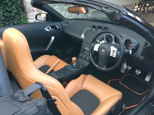 2005 NISMO NISSAN 350 Z  convertible special edition For Sale (picture 3 of 6)