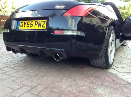 2005 NISMO NISSAN 350 Z  convertible special edition For Sale (picture 6 of 6)