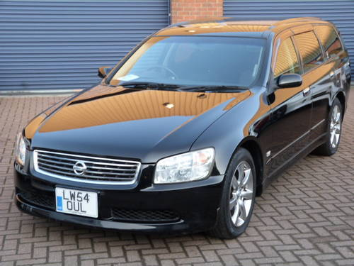 2004 Nissan Stagea RX 3.5i V6 Auto For Sale (picture 1 of 6)