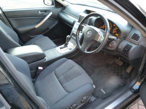 2004 Nissan Stagea RX 3.5i V6 Auto For Sale (picture 5 of 6)