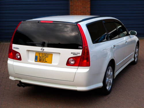 2001 Nissan Stagea RS Four 4WD 2.5i Turbo Auto For Sale (picture 3 of 6)
