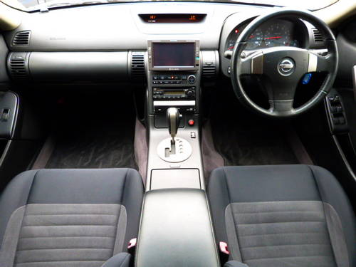 2003 Nissan Stagea RS Four 4WD 2.5i Auto For Sale (picture 2 of 6)