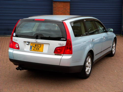 2003 Nissan Stagea RS Four 4WD 2.5i Auto For Sale (picture 3 of 6)