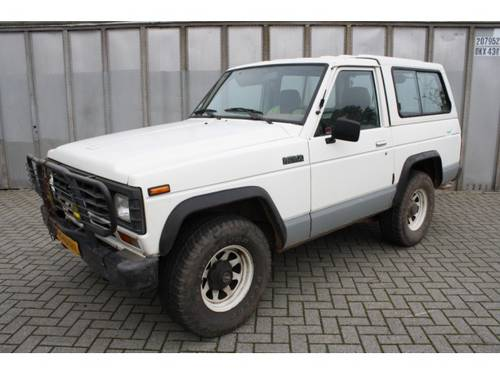 1985 Nissan Patrol 2.8 D For Sale (picture 1 of 6)