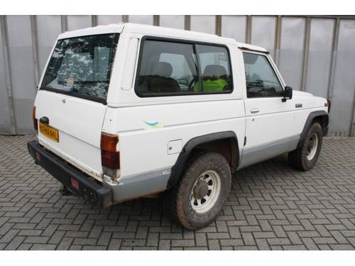 1985 Nissan Patrol 2.8 D For Sale (picture 2 of 6)